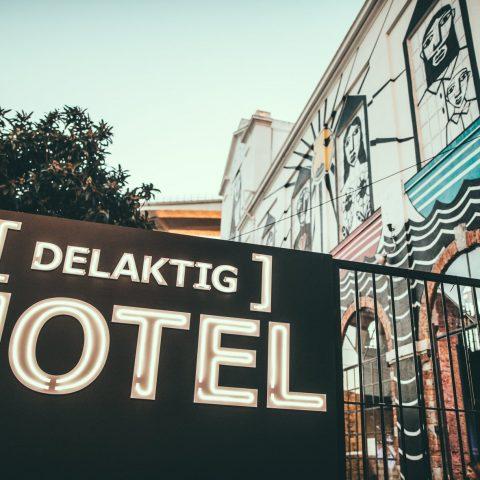 IKEA  —  DELAKTIG Pop up Hotel