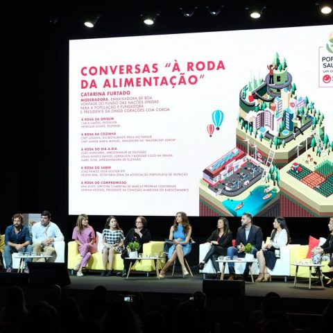 SONAE – Conferência Portugal Saudável 2019