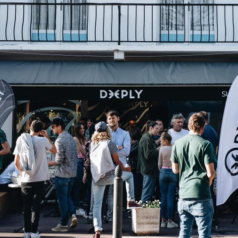 Deeply – Hossegor Pop-up Store 2019