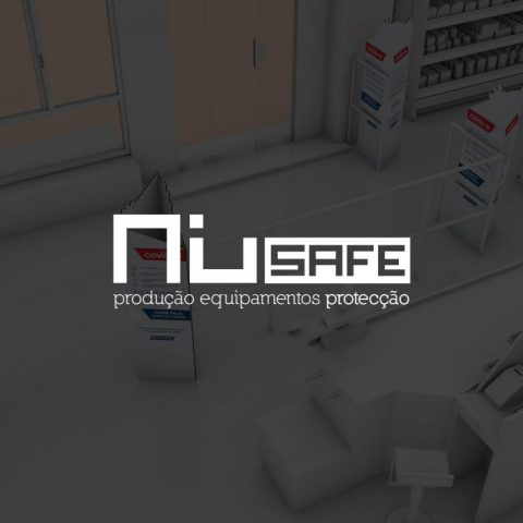 NIUSAFE  — Produtos de Distanciamento